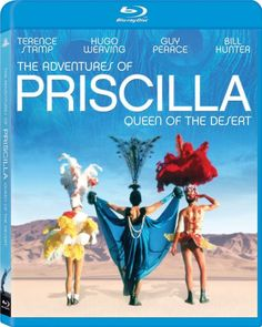 Reel Charlie's 30 Days of Gay review of The Adventures of Priscilla, Queen of the Desert (Blu-ray)