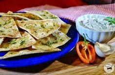 Fiz estes petiscos inspirada em uma deliciosa receita da Paula Lumi do blog Presunto Vegetariano . Uma ideia muito simples e rápida de faze...