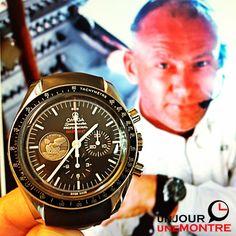 Jeudi: Omega Speedmaster Professional Apollo 11 40th Anniversary