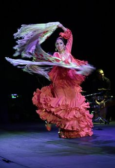 Yolanda Osuna-Las Minas Flamenco Tour