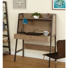 Shop for Simple Living Lana Desk with Hutch. Get free shipping at Overstock.com - Your Online Furniture Outlet Store! Get 5% in rewards with Club O!