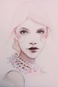Katie Rogers | Paper Fashion