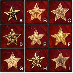 Items similar to Wooden Star Ornament - Unique Pyrography Designs on Etsy Wood Burning Crafts, Wood Burning Patterns, Wood Burning Art, Wood Patterns, Wood Crafts, Christmas Wood, Christmas Crafts, Pyrography Designs, Creative Money Gifts