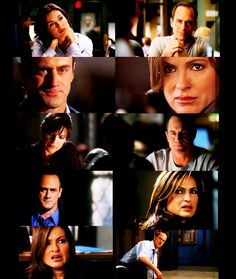 Law & Order SVU; the best!