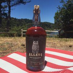 Alley 6 Distillery - Healdsburg, California [R:78, B:22]