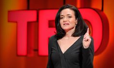 TED Talk Subtitles and Transcript: Facebook COO Sheryl Sandberg looks at why a smaller percentage of women than men reach the top of their professions -- and offers 3 powerful pieces of advice to women aiming for the C-suite.