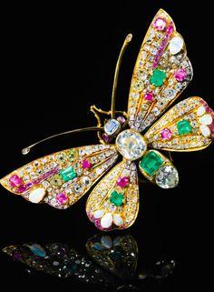 Fine Jewelry Butterfly pin