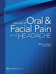 Can medical marijuana or other cannabinoids be used to treat orofacial pain? Does smoking impact sleep quality of patients with masticatory myofascial pain? Is it TMD or pain caused by ALS (Lou Gehrig disease)? These topics and more in the winter 2015 issue of the Journal of Oral & Facial Pain and Headache.  Check it out at, http://www.quintpub.com/journals/ofph/journal_contents.php?journal_name=OFPH&current=1#.VNDk78bdJ3M