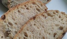 hydratace, fermentace v lednici – recept Bread, Food, Brot, Essen, Baking, Meals, Breads, Buns, Yemek