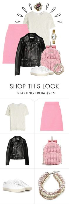 """""""Bright Idea"""" by cherieaustin on Polyvore featuring Victoria Beckham, Gucci, Yves Saint Laurent, Miu Miu, Old Navy, Marc Jacobs and Cartier"""