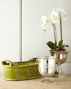 Beautiful Orchid Decor http://rstyle.me/n/eke4dr9te