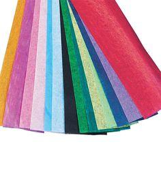 Tissue Paper Strip Set