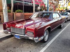 1971 Lincoln Continental   That Hartford Guy   Flickr