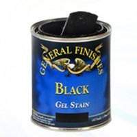 General Finishes JQ Gel Stain, 1 quart, Java Gel Stains are heavy-bodied, and so do not penetrate as deeply into the wood as liquid oilbase stains doThey are Blender 3d, Stain Over Paint, Honey Oak Cabinets, Kitchen Cabinets, Bathroom Cabinets, Cupboards, Diy Kitchen, Kitchen Decor, Staircase Makeover
