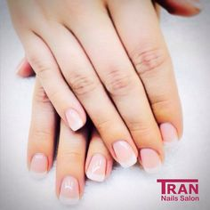 Natural french  #trannails #nageldesign #nagelstudioerbach #nailart #wallofnails #gel #manicure #french