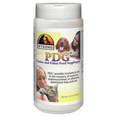 Wysong PDG Canine/Feline Food Supplement ** You can get more details by clicking on the image.
