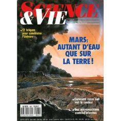 Science et Vie - n°867 - 01/12/1989 - Mars : autant d'eau que sur la terre ! [magazine mis en vente par Presse-Mémoire]