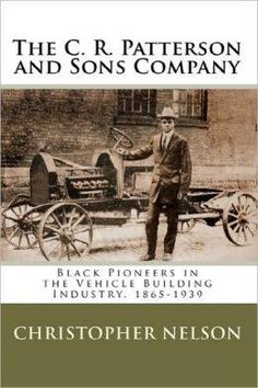 """CR Patterson, an ex-slave, and his family were the 1st to build automobiles... before the T-Model Ford. They called their line """"Patterson-Greenfield"""".   The Pattersons of Greenfield, Ohio, were an African-American family who manufactured automobiles, buses, and trucks starting with a horse-drawn carriages in the 1860s.   The family was established by Charles Richard Patterson, a blacksmith who escaped from slavery in West Virginia just before the Civil War by running away to freedom in Ohio."""