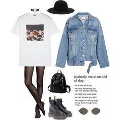 New Fashion Grunge Outfits Punk Rock 61 Ideas Punk Outfits, Hipster Outfits, Grunge Outfits, Classy Outfits, Fashion Outfits, Outfits Casual, Fashion Clothes, Pastel Fashion, Indie Fashion