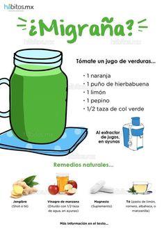 Hábitos Health Coaching   JUGO DE VERDURAS CONTRA LA MIGRAÑA