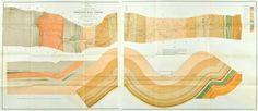 East Broad Top Huntingdon & Fulton Counties Pennsylvania Antique Map 1878