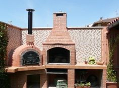 Construcción de HORNO DE LEÑA 🧱 Vídeo Tutorial paso a paso para construir un horno de leña! Outdoor Bbq Kitchen, Outdoor Oven, Outdoor Kitchen Design, Outdoor Fire, Design Barbecue, Grill Design, Backyard Retreat, Backyard Patio, Built In Braai