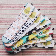 Woven Pear socks .  Sock Box subscriptions.  [wovenpear.com]