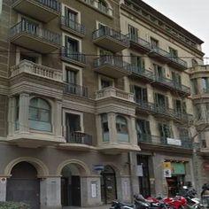 Commercial premises, next to the Rambla de Catalunya, in Barcelona.