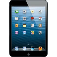 Nr Mint Apple iPad 2 16GB Wi-Fi Only 7.9in Black 60 Warranty mc769ll/a #107