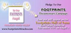 Be A Footprints Angel