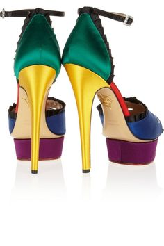 Charlotte Olympia - ONE MILLION SHOES