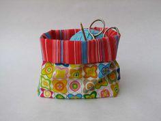 Deshilachado: Tutorial: bolsita de labor / sewing bag