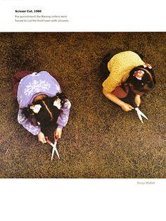 Tracey Moffatt Scissor Cut, 1980