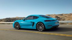 Porsche have started producing the 718 Cayman at the Zuffenhausen plant, in…