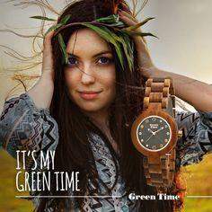 Esprimi la parte più creativa di te.   #GreenTime #MyGreenTime