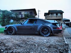 black RWB widebody