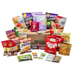 Healthy Variety Snack Care Package (30 Count) >>> Read more at the image link. (This is an affiliate link) #healthysnackgiftbasket