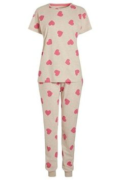 11fa970534c Buy Pink Heart Pyjamas from the Next UK online shop Fuzzy Slippers