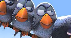 For the birds | Corto Pixar - Short film animation Pixar
