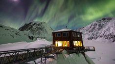 Sheldon Chalet Denali Alaska