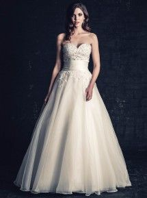 Ginza Wedding Gown - Ella Rosa Collection - Style #BE203
