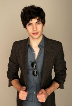 Carter Jenkins, you my friend, are one fine mamajama Guy Style, Men's Style, Cool Style, Cute Boys, My Boys, Gorgeous Men, Beautiful People, Famous In Love, Male Faces