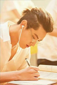 Ah, studious man. I love it.