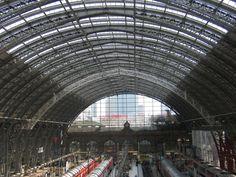 Frankfurt Main Train Station