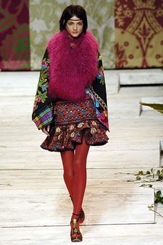 Kenzo - Fall 2005 Ready-to-Wear - Look 25 of 73