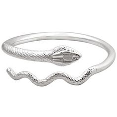 Silver Snake Bracelet - Bracelets - Jewelry - The Met Store