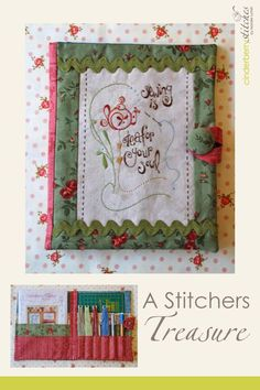 A stitchers treasure by Cinderberry Stitches