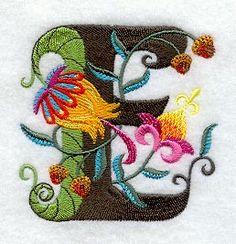 Machine Embroidery Designs at Embroidery Library! - Color Change - X4090