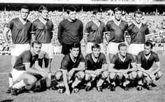 Equipos de fútbol: EUROPA Equipos  DINAMO DE ZAGREB 1967-68