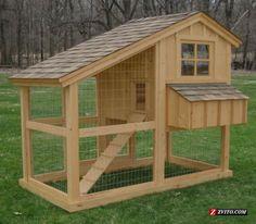 chicken coop over raised beds | Raised Garden Beds and Chicken Coop and Chicken Tractors - Buckner ...